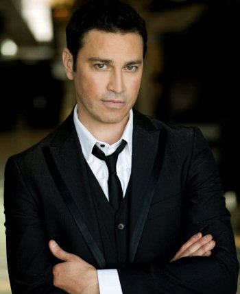 Mario Frangoulis is a Greek tenor; his new album will be released sometime this year.